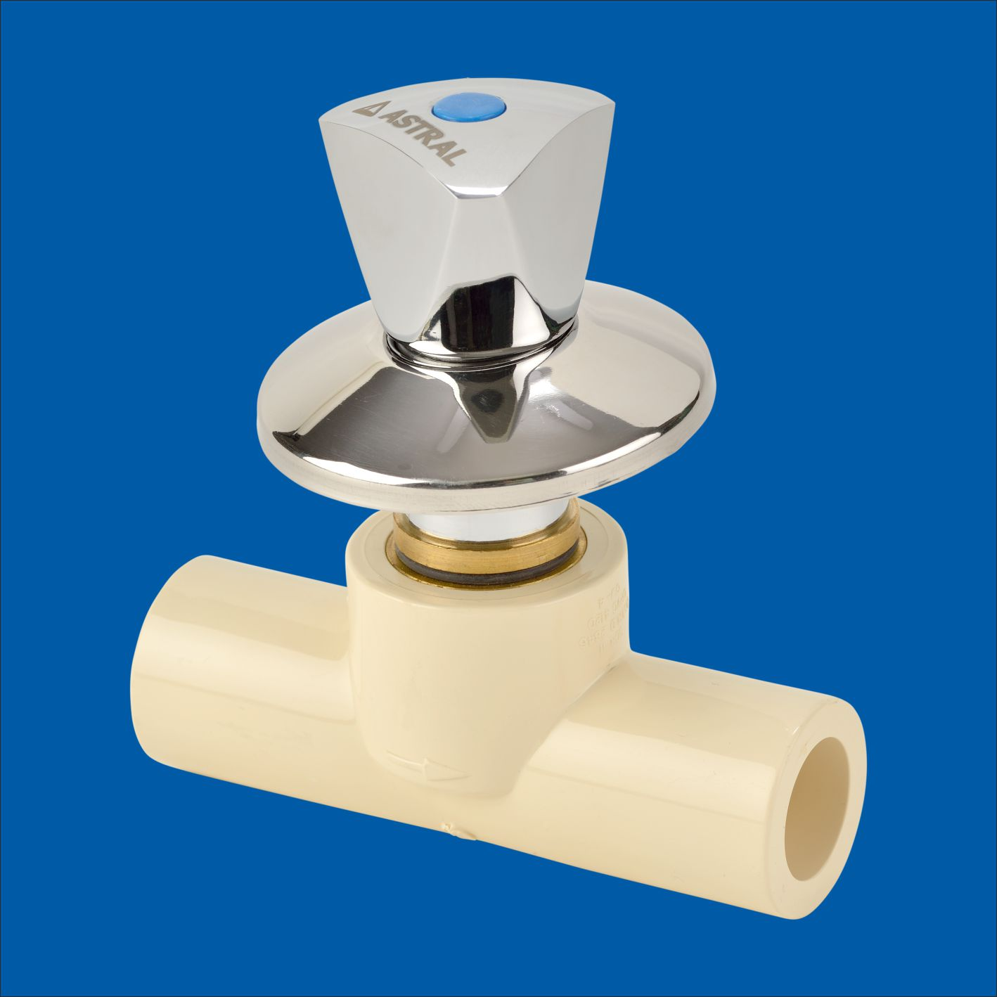 Chrome Plated Concealed Valve Fittings