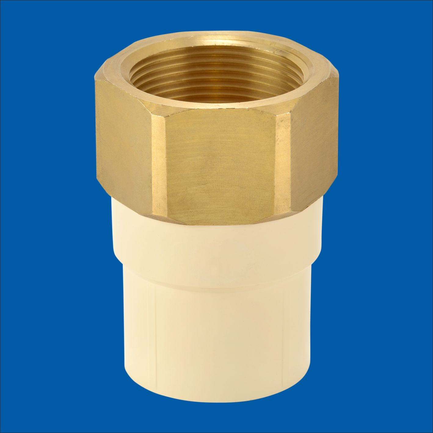 Female Adapter Brass Threads Fittings